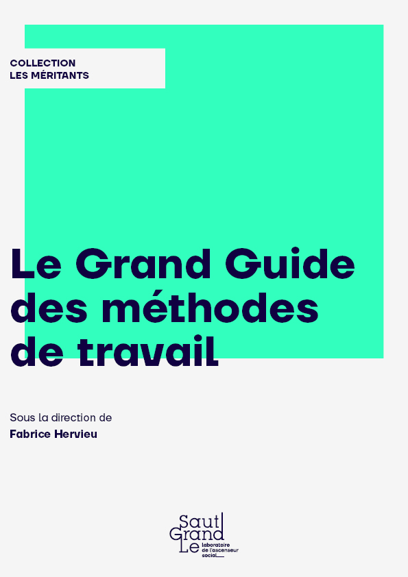 Le Grand Guide de l'étudiant-entrepreneur